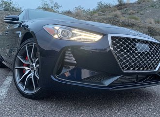 Genesis G70 lives up to 2019 MotorTrend car of the year title