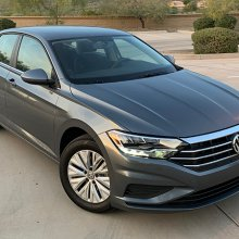 2019 Volkswagen Jetta S is fine, and that's fine