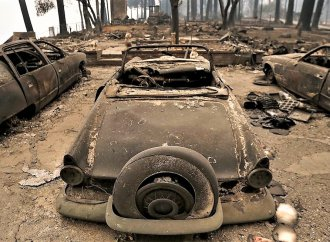 Fires, floods again wreak havoc in the collector car community