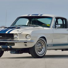 One-off GT500 Super Snake Mustang heading to auction