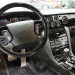 Bentley Brooklands dash