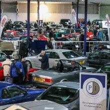 Silverstone and 'Everyman' affiliate announce 2019 auction calendar