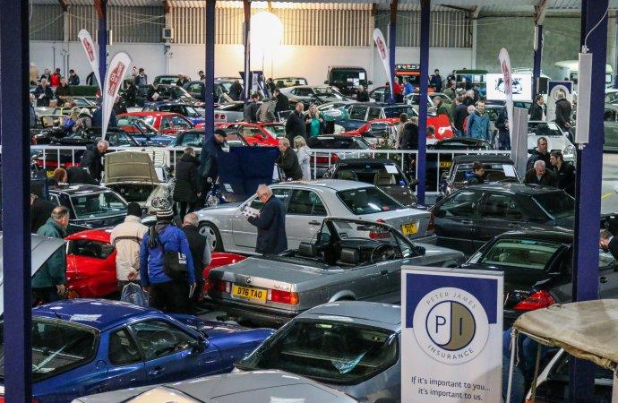 Silverstone and 'Everyman' affiliate announce 2019 auction calendar