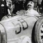 Elizabeth Junek Targa Florio 1928 Bugatti