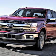 V6 diesel adds mileage and torque to updated Ford F-150 pickup
