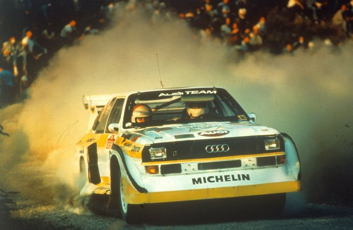 Audi sending cars and stars to GP Ice Race revival
