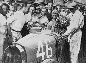 Bugatti celebrates 90 years since 1928, its greatest racing season