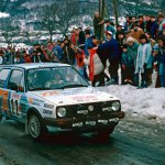 Rally Monte Carlo 1986