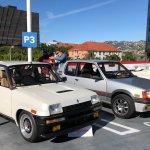 Renault Turbo & Peugeot 205 (1)