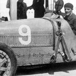 Robert Benoist – San Sabastian GP 1928 Bugatti
