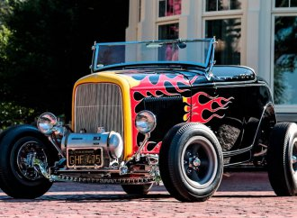 McMullen '32 Ford hot rod on Kissimmee auction docket