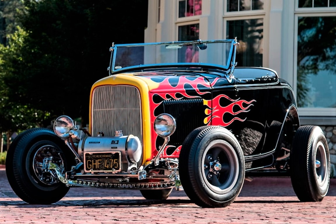 Auto Market Kissimmee >> McMullen '32 Ford hot rod on Kissimmee auction docket