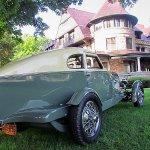 The original 1929 Auburn Cabin Speedster was destroyed