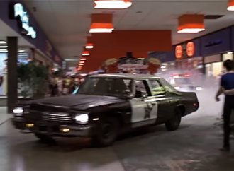 Car movie of the day: 'The Blues Brothers'