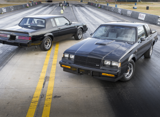 Barrett-Jackson countdown: Two Buick Grand Nationals, aka 'The Twinz'