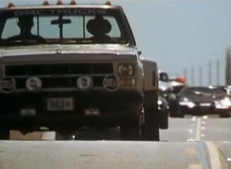 Car movie of the day: 'Cannonball Run'