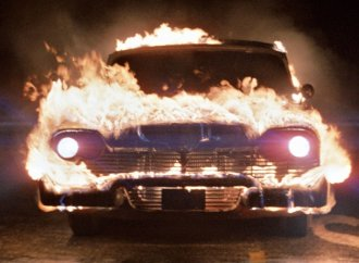 Car movie of the day: 'Christine'
