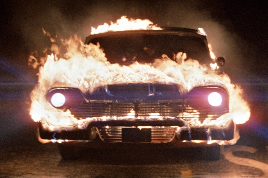 Hell hath no fury like a Plymouth Fury that demands respect | Columbia Pictures