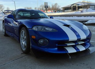 Dodge almost turned the Viper into a mid-engined car