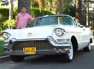 Driven: What's more Hollywood than a 1957 Cadillac Eldorado Biarritz?