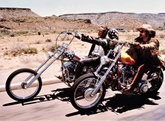 Car movie of the day: 'Easy Rider'