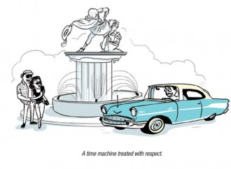 Perhaps obvious yet helpful reminders about driving vintage vehicles