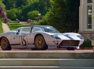 Only GT40 roadster to race at Le Mans goes on Kissimmee docket