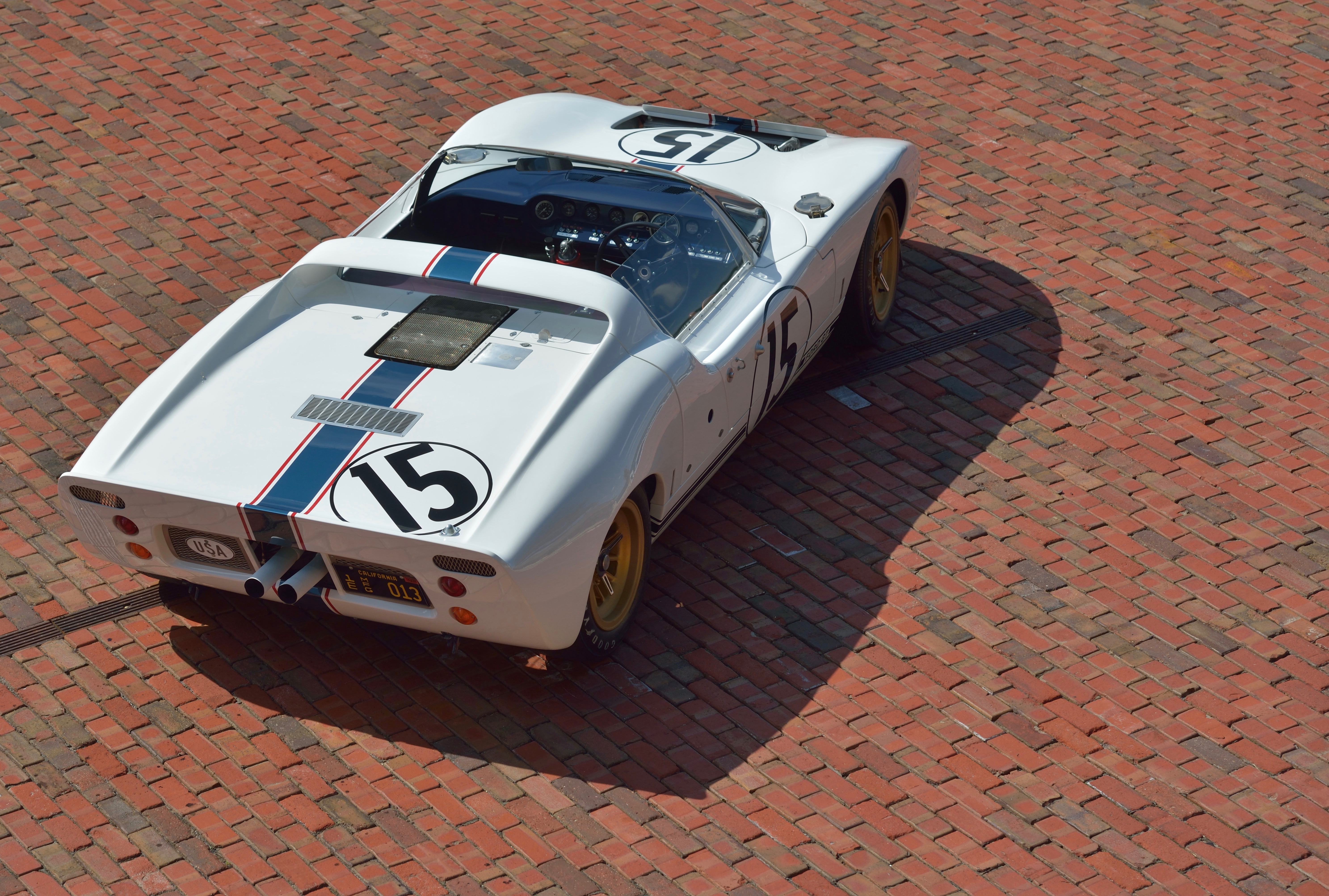 GT40, Only GT40 roadster to race at Le Mans goes on Kissimmee docket, ClassicCars.com Journal