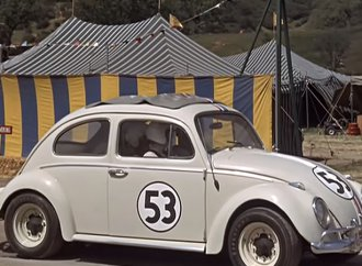 Car movie of the day: 'Love Bug'