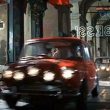 Car movie of the day: 'The Italian Job' (1969)