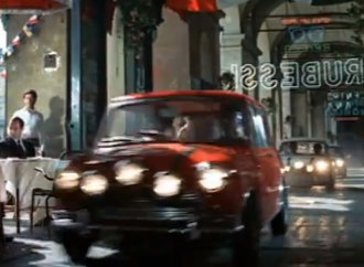Car movie of the day: 'The Italian Job' (1969)