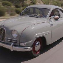 Jay Leno highlights his delightful 1958 Saab 93