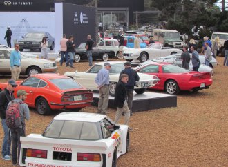 Collectors sought Japanese cars during 2018