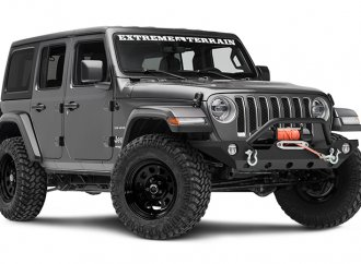 Jeep-pot: ExtremeTerrain giving away $3K toward Wrangler parts