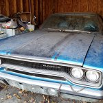 lowest-mileage-1970-plymouth-road-runner-garage-find-ohio