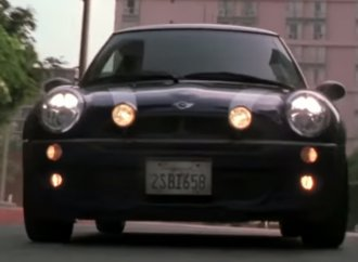Car movie of the day: 'The Italian Job' (2003)