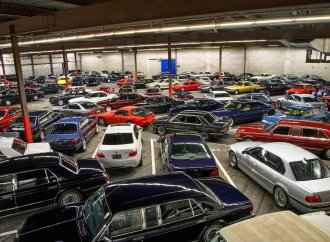 RM Sotheby's lands large collection of 'youngtimers'