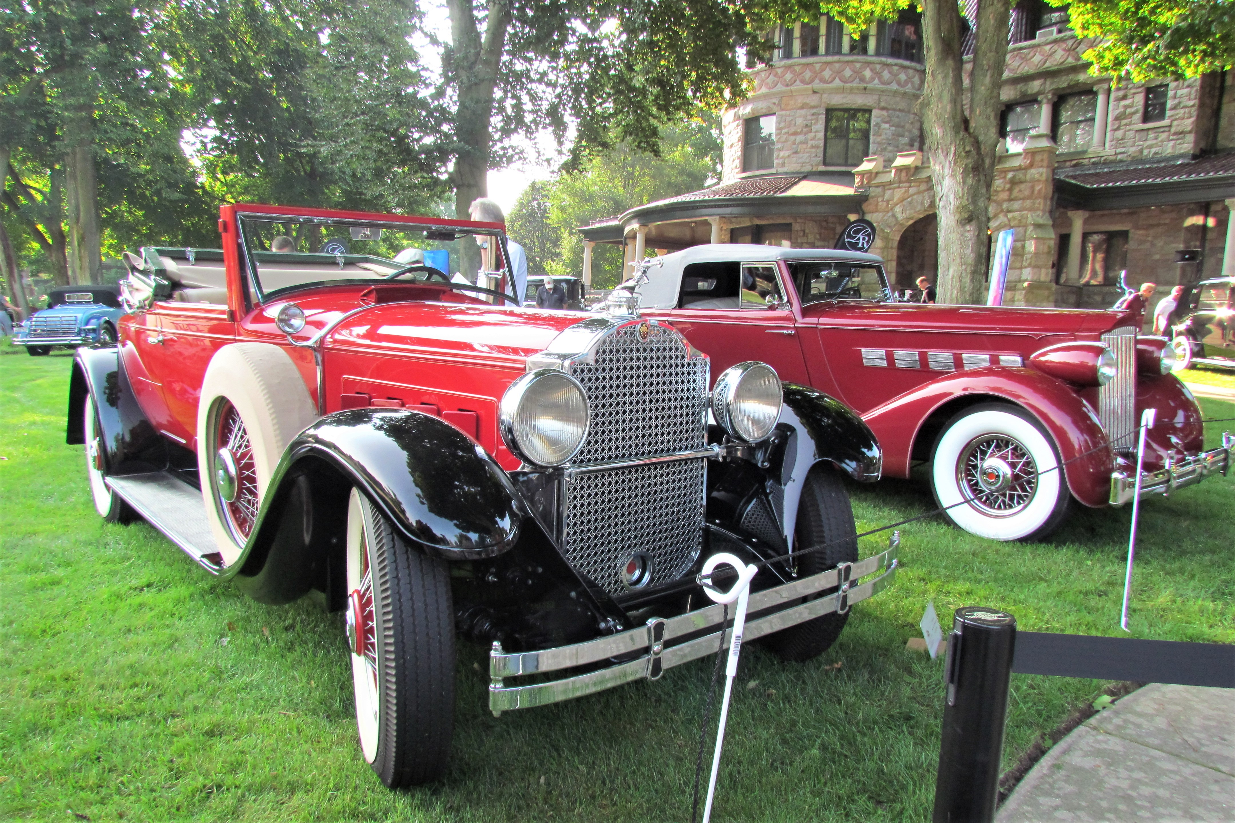 Concours D Elegance >> Concours D Elegance Gone Born And Reborn During 2018