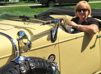 Let's chat: Past, future of classic cars with CCCA president