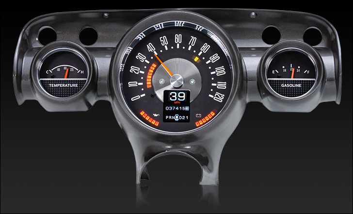 Chevrolets, Dakota Digital releases new gauge clusters for classic Chevrolets, ClassicCars.com Journal