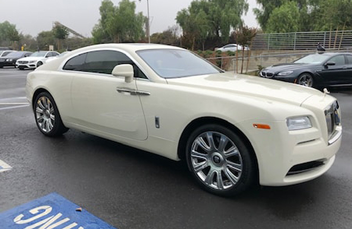 Rolls-Royce leads sales at $3.1 million EG Auctions event