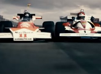 Car movie of the day: 'Rush'