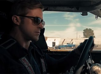 Car movie of the day: 'Drive'
