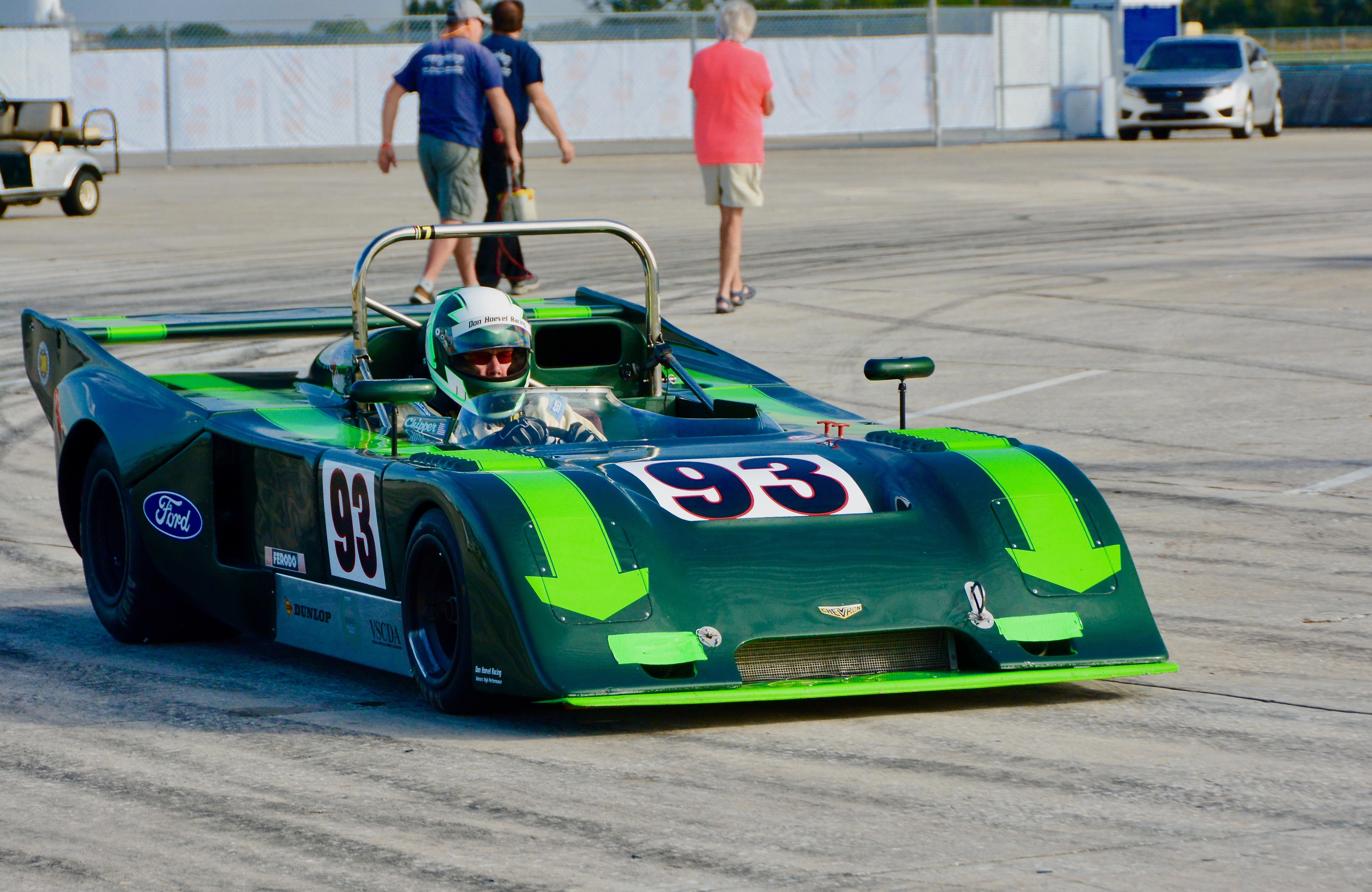 Pistons and Props turn the clock back at Sebring