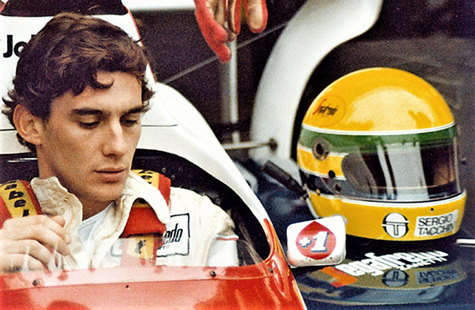 Senna is about one of the greatest F1 racers of all time. | Universal Pictures photo