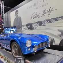 Stuck in Vegas? Visit the Shelby Heritage Center