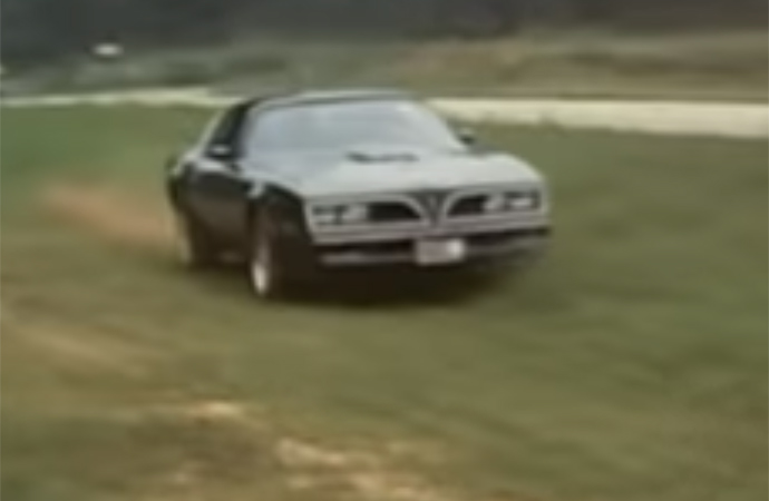 Smokey and the Bandit really started the craze for the Pontiac Firebird Trans Am. | Universal Pictures