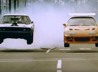 Car movie of the day: 'The Fast and the Furious'