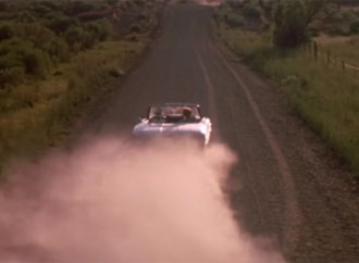 Car movie of the day: 'Thelma and Louise'