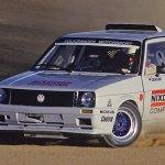 "Volkswagen Twin-Golf 1987 ""Pikes Peak"", Jochi Kleint"